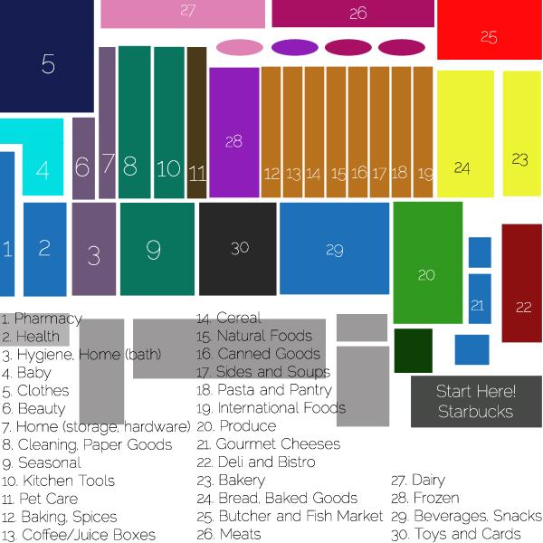 Kroger Marketplace Map copy